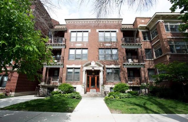5524-5526 S. Everett Avenue - 5524 S Everett Ave, Chicago, IL 60637