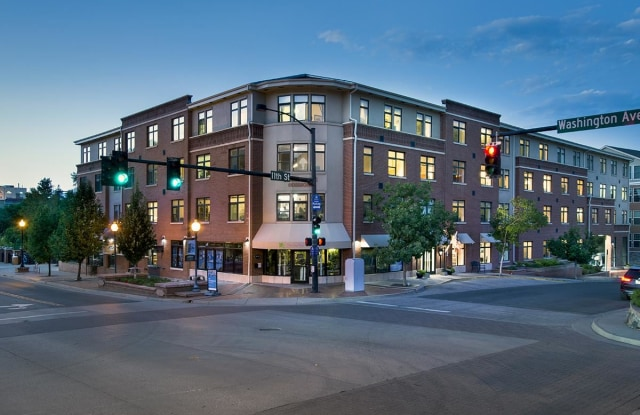 Clear Creek Commons Apartments - 1027 Washington Ave, Golden, CO 80401
