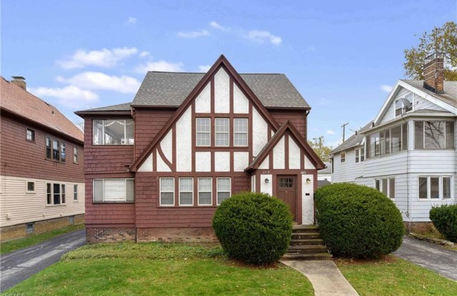 1487 Sherbrook Rd - 1487 Sherbrook Road, South Euclid, OH 44121