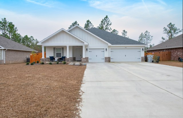 8001 Silver Maple Drive - 8001 Silver Maple Drive, East Milton, FL 32583