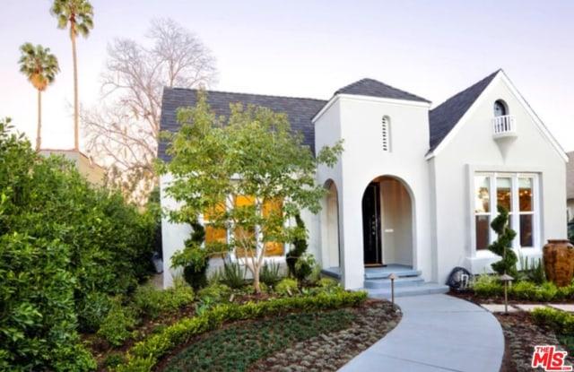 1410 N Sycamore Ave - 1410 North Sycamore Avenue, Los Angeles, CA 90028
