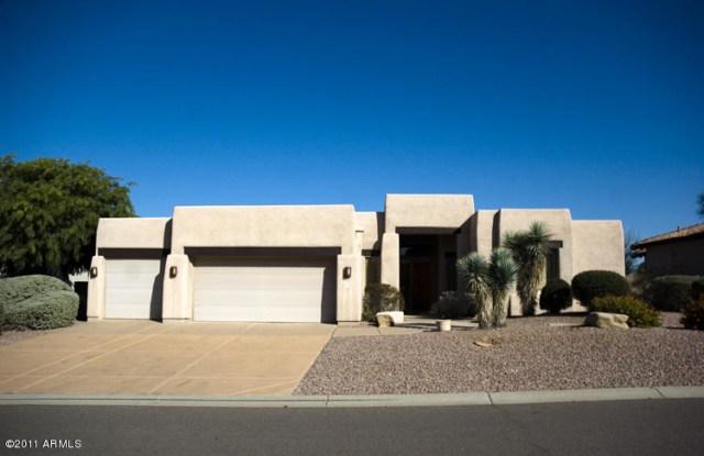9322 E HIDDEN GREEN Drive - 9322 East Hidden Green Drive, Scottsdale, AZ 85262