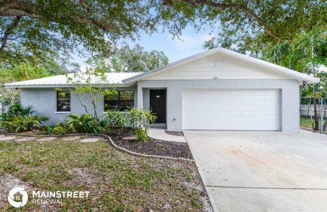 807 Ponder Avenue - 807 Ponder Avenue, Fruitville, FL 34232