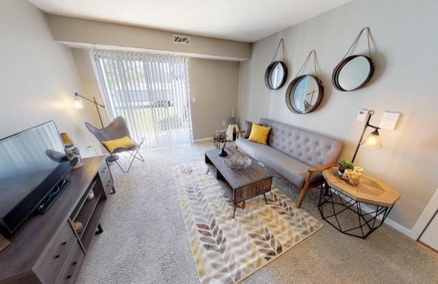 Central Park Apartments - 5205 Madison Ave, Okemos, MI 48864