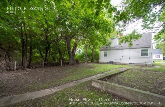 1613 E 44th ST - 1613 East 44th Street, Indianapolis, IN 46205