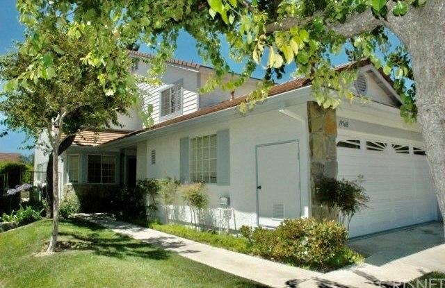 19568 Crystal Ridge Lane - 19568 Crystal Ridge Lane, Los Angeles, CA 91326