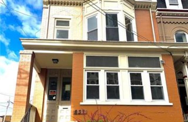 831 West Linden Street - 831 Linden Street, Allentown, PA 18101