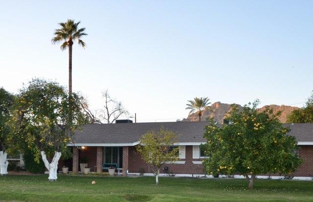 6234 E MONTEROSA Street - 6234 East Monterosa Street, Phoenix, AZ 85251