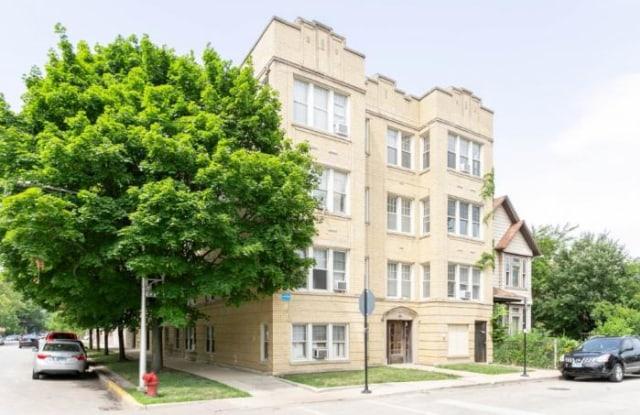 3124 West Eddy Street - 3124 W Eddy St, Chicago, IL 60618
