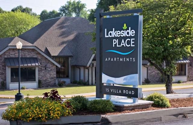 Lakeside Place - 15 Villa Rd, Greenville, SC 29615