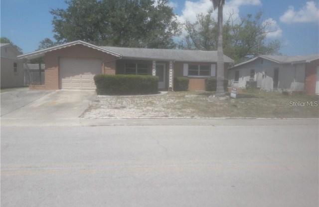 1051 NORMANDY BOULEVARD - 1051 Normandy Boulevard, Holiday, FL 34691