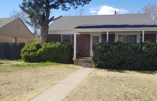 3616 S Ong - 3616 South Ong Street, Amarillo, TX 79110