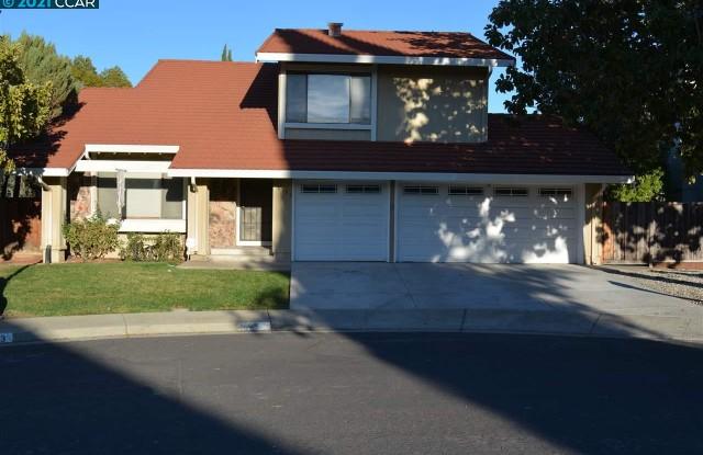 4395 N Water Oak Ct - 4395 North Water Oak Court, Concord, CA 94521