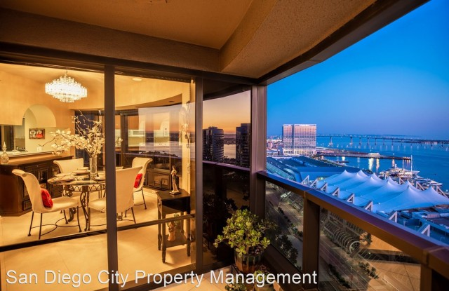 100 Harbor Dr.  Unit 2605 - 100 East Harbor Drive, San Diego, CA 92101