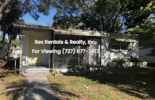 4127 2nd Avenue South - 4127 2nd Avenue South, St. Petersburg, FL 33711