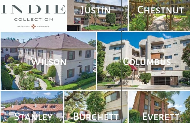 Indie Glendale Collection - 1435 Stanley Ave, Glendale, CA 91206