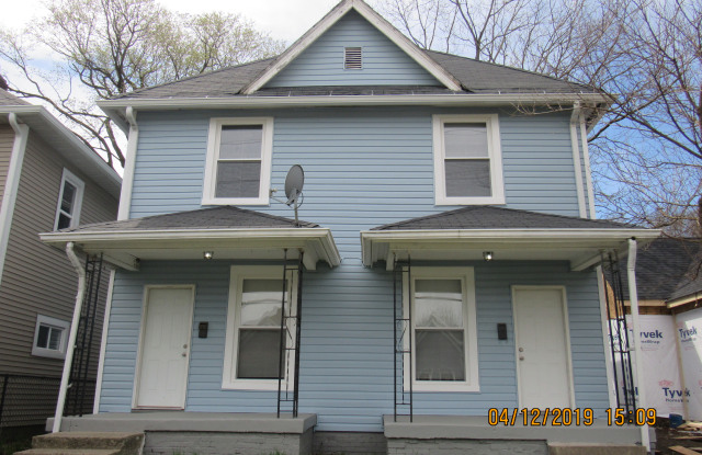 1112 N Rural St - 1112 N Rural St, Indianapolis, IN 46201