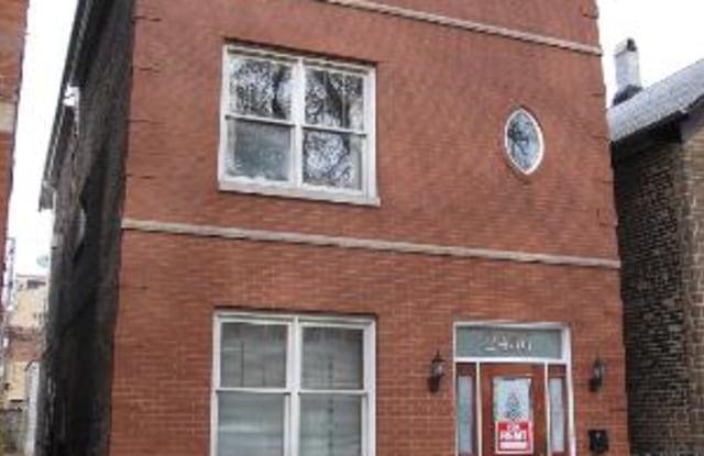 2456 West HURON Street - 2456 West Huron Street, Chicago, IL 60612
