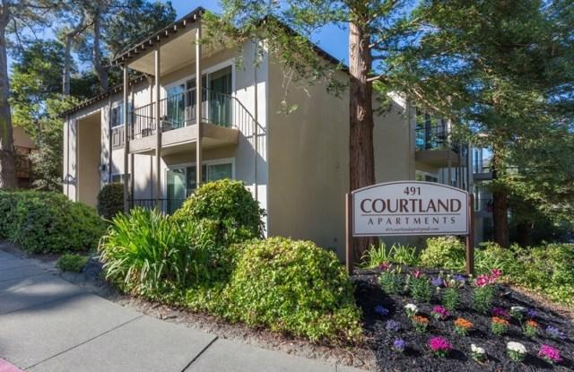 Courtland Apartments - 491 Courtland Drive, San Bruno, CA 94066