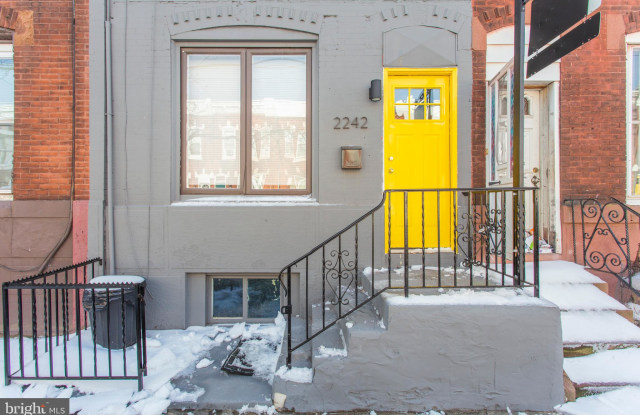 2242 DICKINSON STREET - 2242 Dickinson Street, Philadelphia, PA 19146