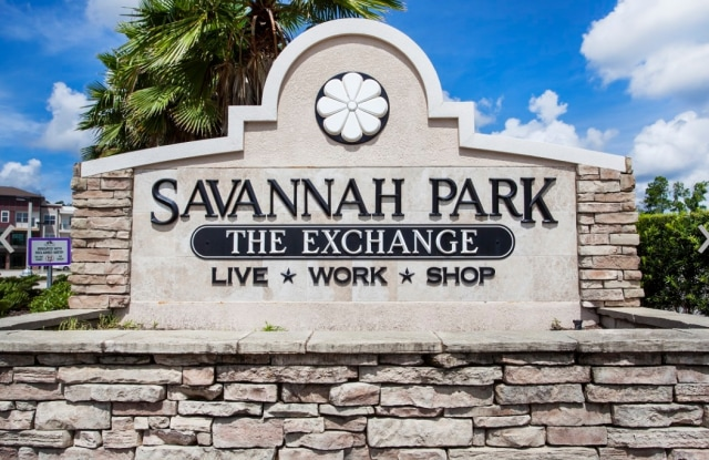 Lofts at Savannah Park - 5724 Byron Anthony Pl, Sanford, FL 32771