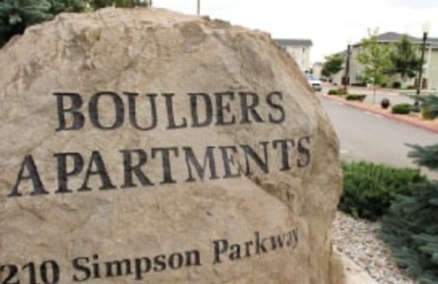 Boulder Apartments - 210 Simpson-Parkway, Cheney, WA 99004