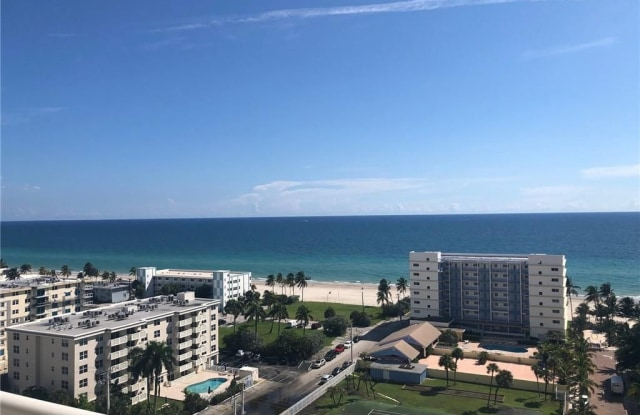 1600 S Ocean Dr - 1600 South Ocean Drive, Hollywood, FL 33019