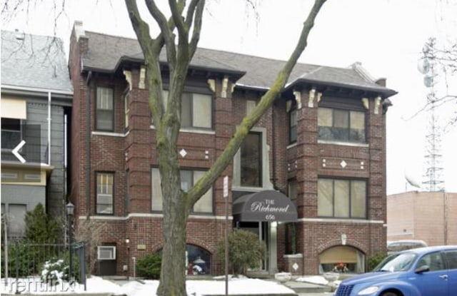The Richmond - 656 Lothrop Road, Detroit, MI 48202