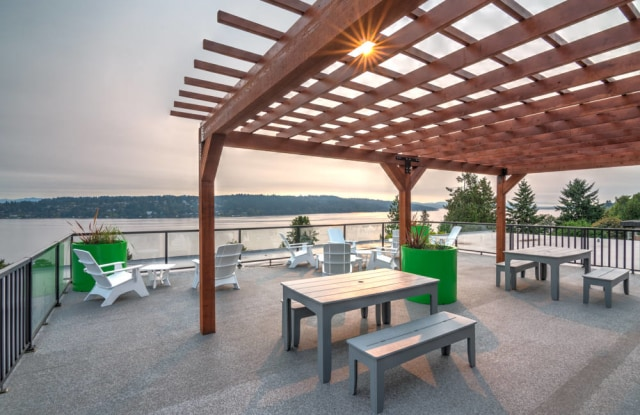 Sheridan Beach Terrace - 15530 Bothell Way Northeast, Lake Forest Park, WA 98155