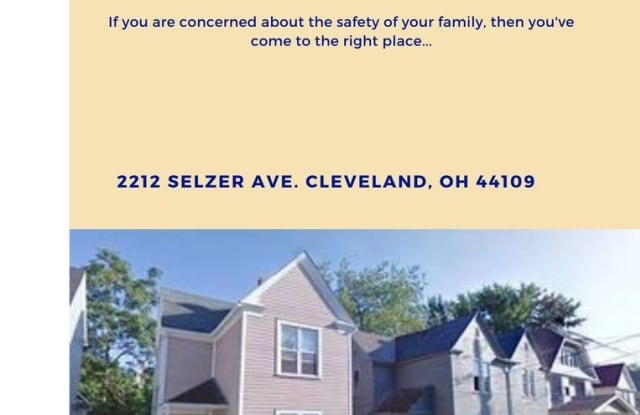 2212 Selzer Ave - 2212 Selzer Avenue, Cleveland, OH 44109
