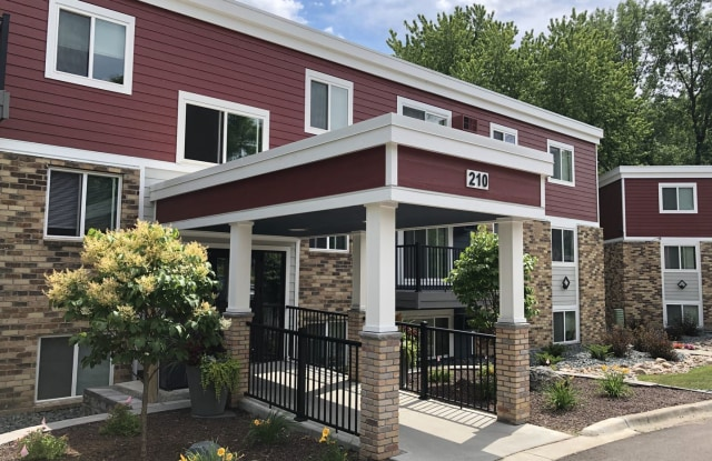 Whispering Pond Apartments - 210 County Road B2 E, Little Canada, MN 55117