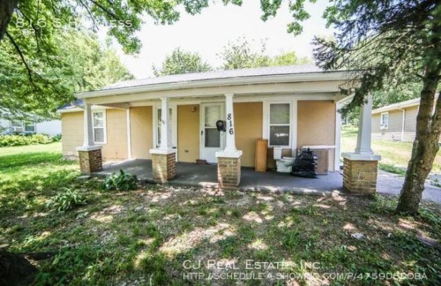 816 S Harkless Ave - 816 South Harkless Street, Independence, MO 64050