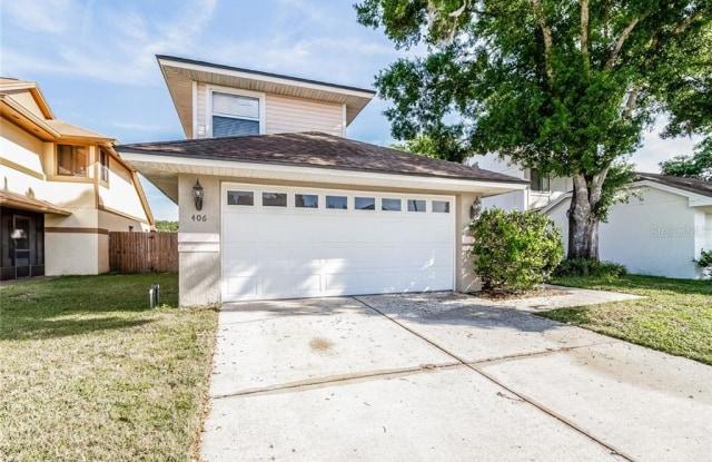 406 E SPRINGTREE WAY - 406 East Springtree Way, Seminole County, FL 32746