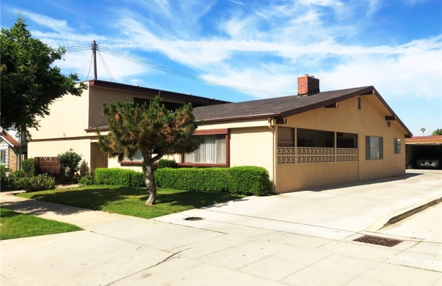 809 S Sierra Vista Avenue - 809 Sierra Vista Avenue, Alhambra, CA 91801