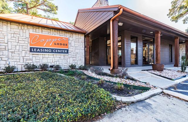 Copper Lodge - 1000 Cypress Station Dr, Houston, TX 77090