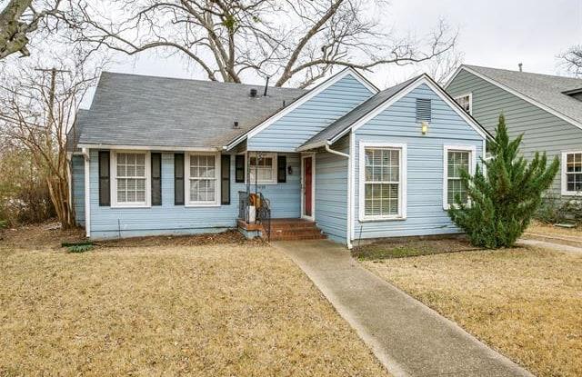 5930 Ellsworth Avenue - 5930 Ellsworth Avenue, Dallas, TX 75206