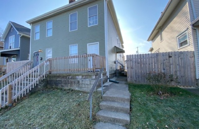 347 1/2 East Welch Avenue - 347 1/2 E Welch Ave, Columbus, OH 43207