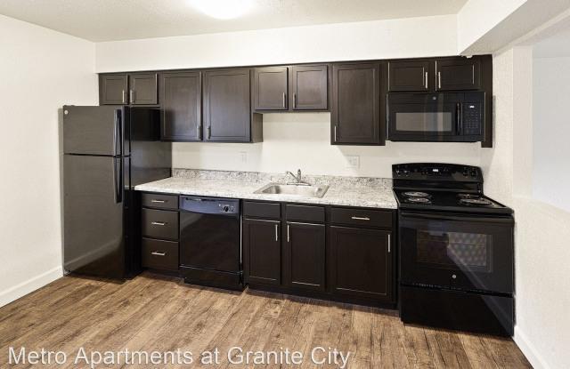 Metro Apartments at Granite City - 4078 Kathy Dr #1, Granite City, IL 62040