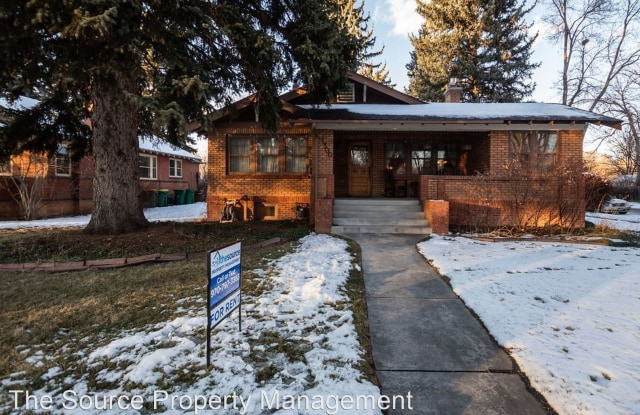 1300 W Mountain Ave - 1300 West Mountain Avenue, Fort Collins, CO 80521