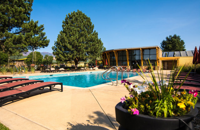University Village - 5400 N Nevada Ave, Colorado Springs, CO 80918