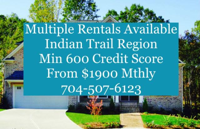 3010 Crismark Dr - 3010 Crismark Drive, Indian Trail, NC 28079