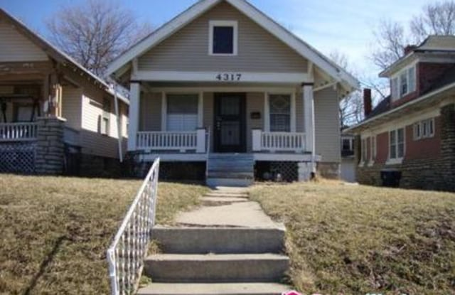 """4317 Highland Avenue - 4317 Highland Avenue, Kansas City, MO 64110"""