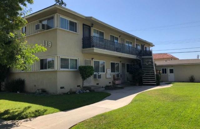 119 N Montague Ave E - 119 North Montague Avenue, Fullerton, CA 92831