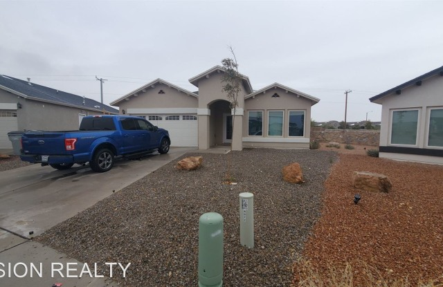 4944 Joe Castillo St. - 4944 Joe Castillo St, El Paso County, TX 79938