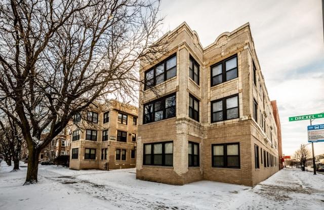Pangea 801 E Drexel Square Hyde Park Apartments - 801 E Drexel Sq, Chicago, IL 60615