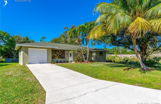 1764 NE Silvia Avenue - 1764 Northeast Sylvia Avenue, Jensen Beach, FL 34957