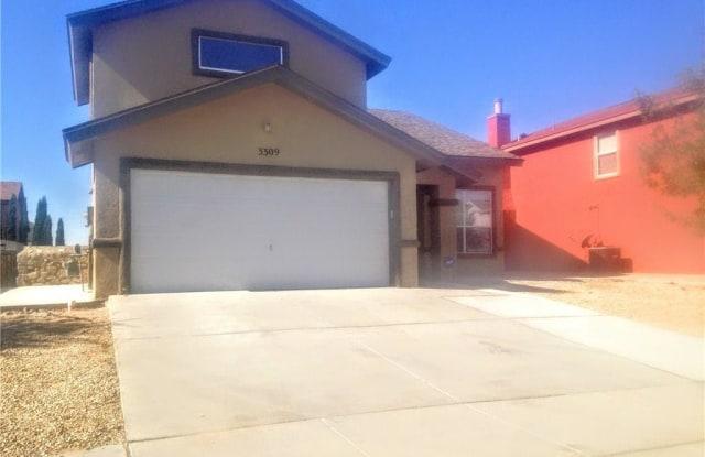 3309 Tierra Yvette Lane - 3309 Tierra Yvette Ln, El Paso, TX 79938