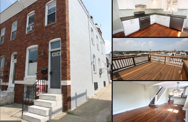 515 S ROBINSON STREET - 515 South Robinson Street, Baltimore, MD 21224