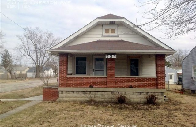 """""""737 S Emerson Ave - 737 South Emerson Avenue, Indianapolis, IN 46219"""""""