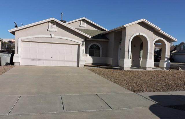 3100 TIERRA MINA Drive - 3100 Tierra Mina Drive, El Paso, TX 79938